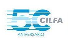 CILFA 50 years logo